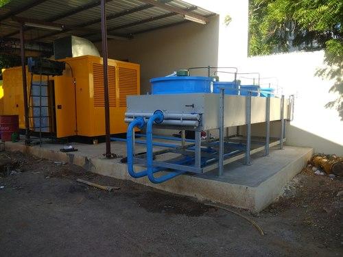 Air Cooled Fluid Cooler