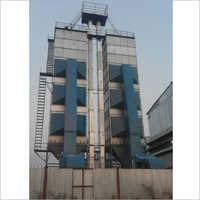 Paddy Parboiling Dryer Plant