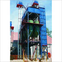 Single Stage Paddy Parboiling Plant