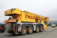Heavy Duty Cranes Rental