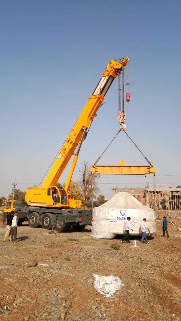 Truck Crane Rental Services
