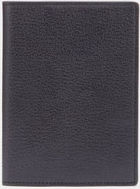 Passport Wallet - Black