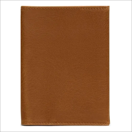 Passport Wallet - Tan