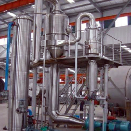 MULTIPLE EFFECT EVAPORATOR (MEE)