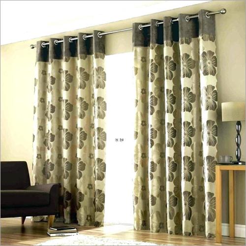Fancy Patch Curtain