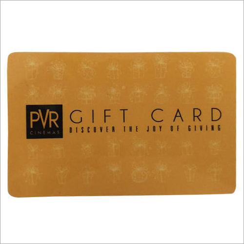 PVR Gift Card