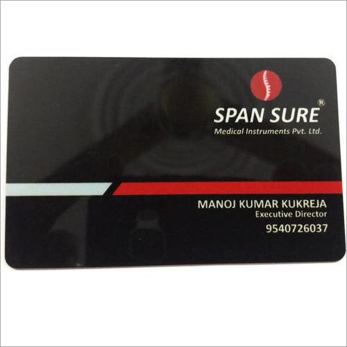 PVC Visiting Card