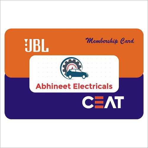 PVC Smart Shopping Card