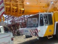 Mobile Crane Rental Services