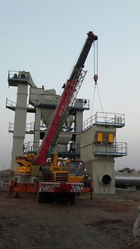 Industrial Crane Rental Services