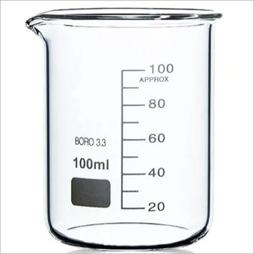 Glass Beaker 50 Ml - 5000 Ml