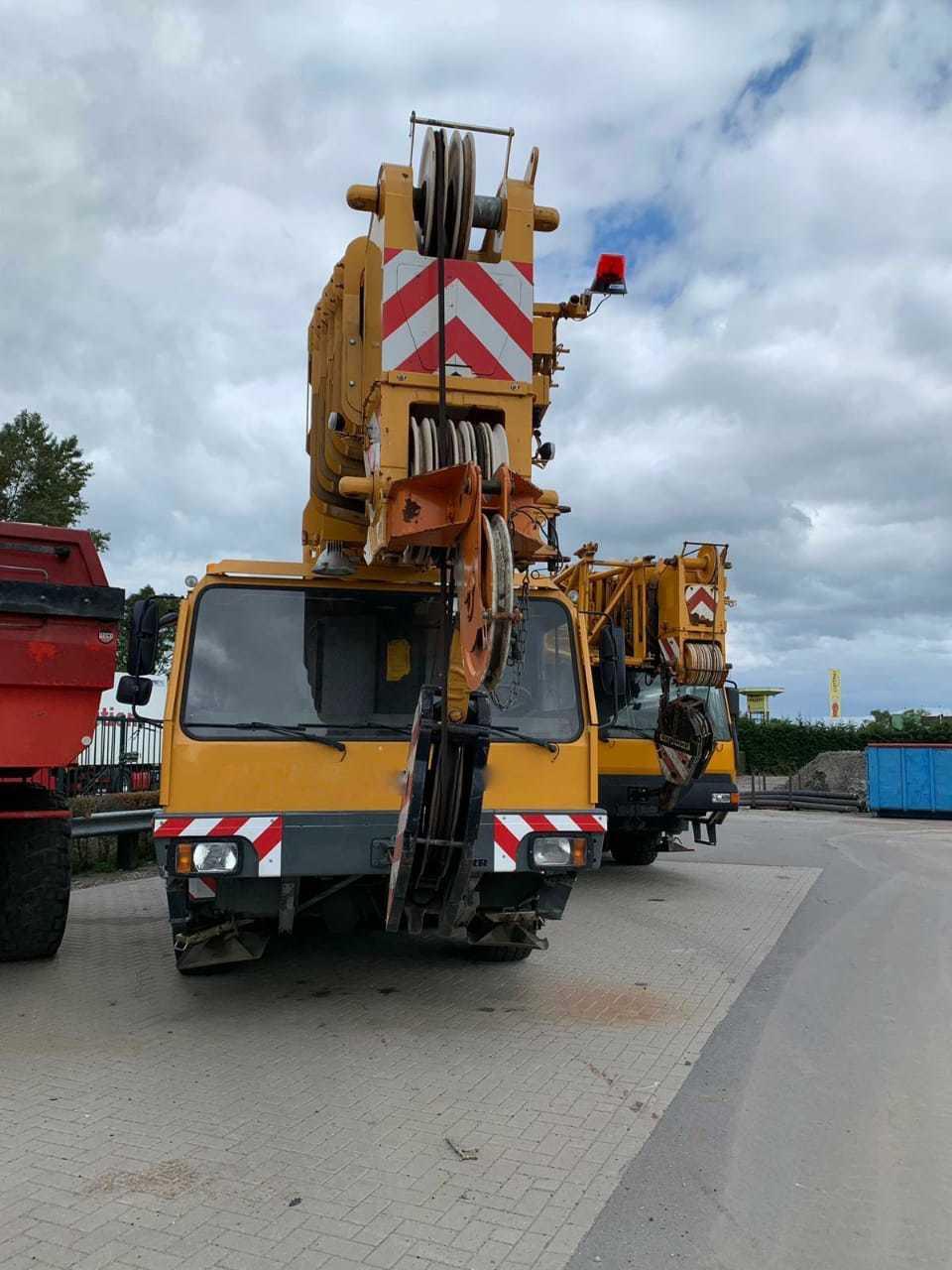 Industrial Cranes Rental