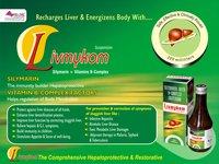 Liver Syrup- Silymarin  + Thiamine + Riboflavin + Pyridoxine  + Nicotinamide + D-Panthenol  + Cyanocobalamin
