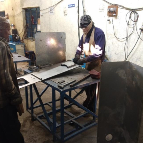 Sheet Metal Fabrication Works