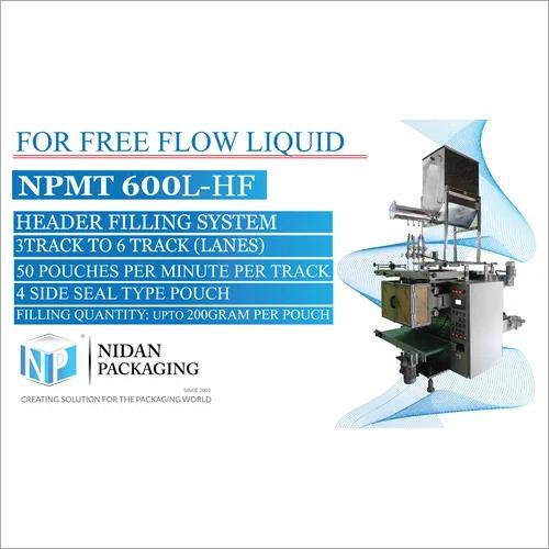 NPMT 600L-HF  Multi Track Liquid Packaging Machine