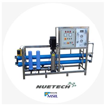 Nuetech Industrial  RO Plants