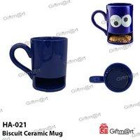 Biscuit Ceramic Mug