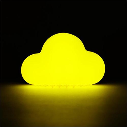 Magnetic Lamp Portable Cloud Sensor LED Light Night