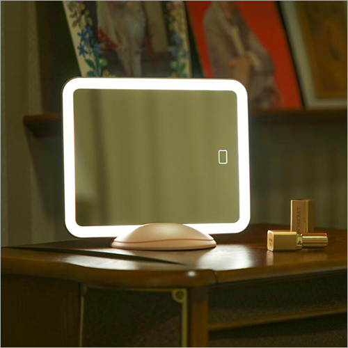 Natural White LED Lighted Vanity Makeup Mirror