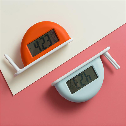 Snail Shape Digital Alarm Clock