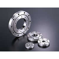 Mounting Holed Type, High Rigidity Crossed Roller Bearings