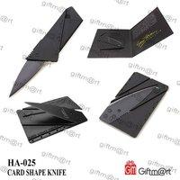 Card Shrape Knife