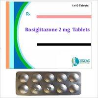 ROSIGLITAZONE 2 MG TABLETS