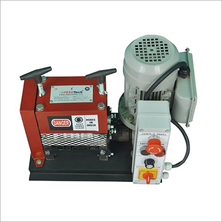 Speed Tech Wire Stripping Machine