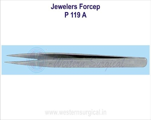 Jewelers forcep