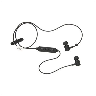 BT Neckband Earphone