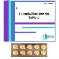 Theophylline 200 Mg Tablets