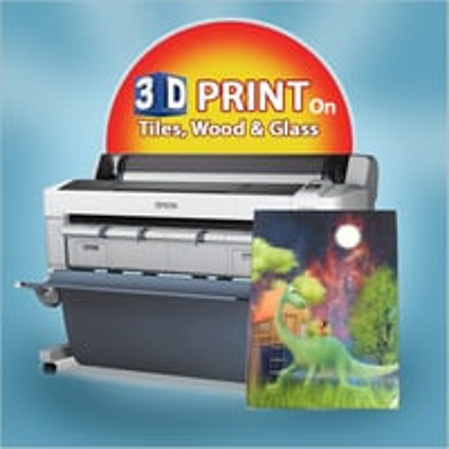 Tiles Printing Machine 3D