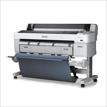 Electric Canvas Printing Machine