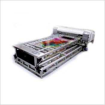 Flatbed Illusion Printing Machine(2ft.x6ft.)