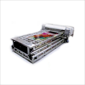 Flatbed Illusion Printing Machine (2 ft. x 6 ft.)