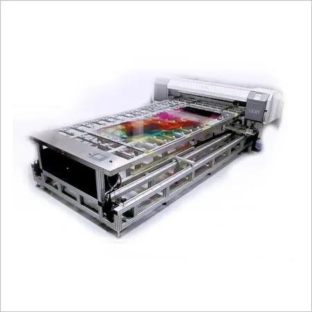 Flatbed Illusion Printing Machine(5ft.x10ft.)