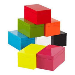 Multi Color Duplex Box