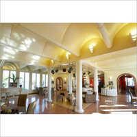Hotel Stretch Ceiling Service