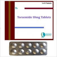TORSEMIDE 10MG TABLETS