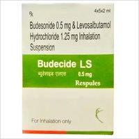 Budesonide Levosalbutamol Respules