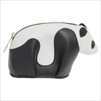 Genuine Leather Animal Coin Purse