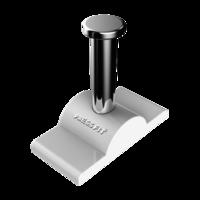 Pressfit Flat Batten Cable Clip