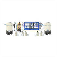 Water Purifier RO Plant