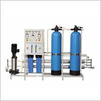 Stainless Steel Water RO Plant