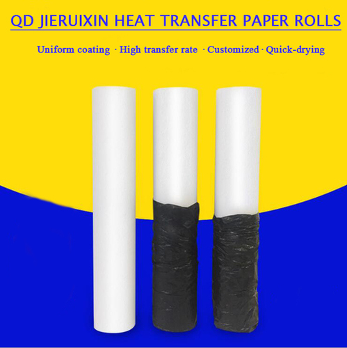 Wholesale Fast Dry Sublimation Paper roll Digital printing paper
