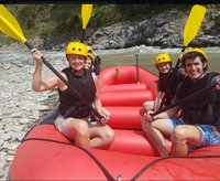 Aluminum paddle, oars for Boat, Canoe, Kayak, Water Sports Canoeing Rafting