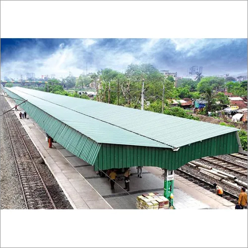 Color Roof Shed Sheet