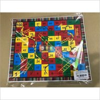 My First Slate With  Game Snake And Ladder