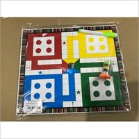 My First Slate With Game Ludo