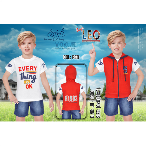 Kids Casual Wear Jacket